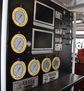 DIVE CONTROL PANEL (Various Options for weight & space)