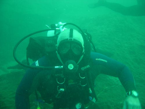 Commercial Scuba Diving